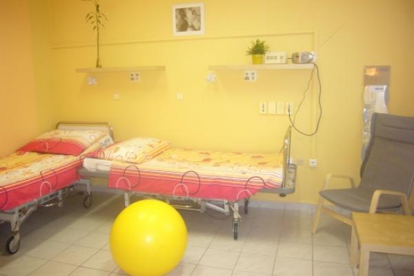 Nemocnice Písek, Porodnické odd.