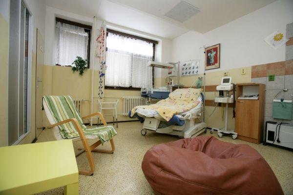 Porodnice - Oblastní nemocnice Příbram