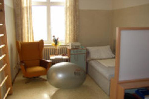 Porodnice - Městská nemocnice Čáslav