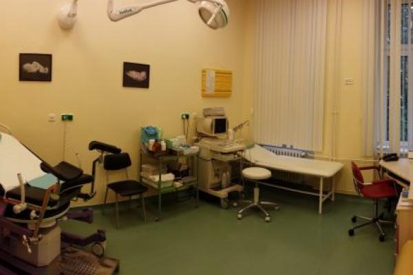 Gynekologicko-porodnické oddělení - nemocnice Jindřichův Hradec