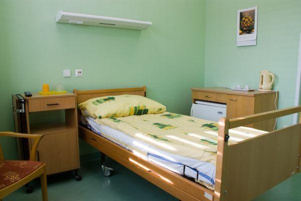 Porodnice - nemocnice Slaný
