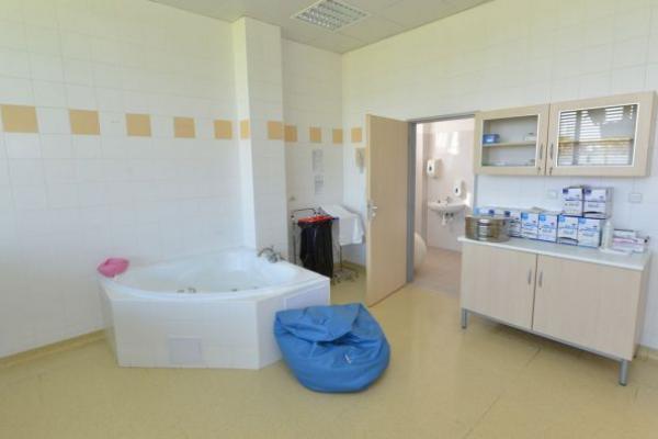 Okresní nemocnice Tábor, Gynekologicko-porodnické odd.